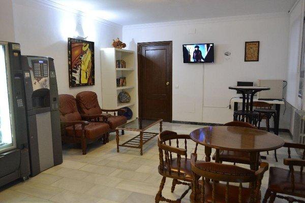 Hotel Virgen de los Reyes - фото 6