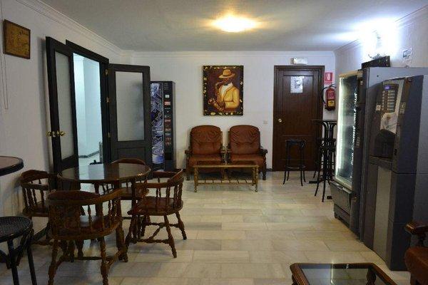 Hotel Virgen de los Reyes - фото 7
