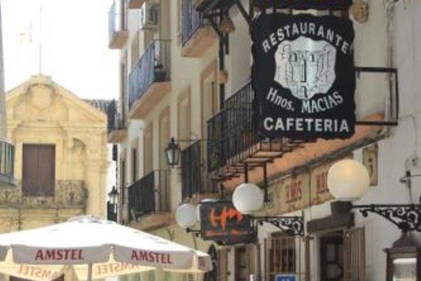 Hotel Hermanos Macias - фото 22