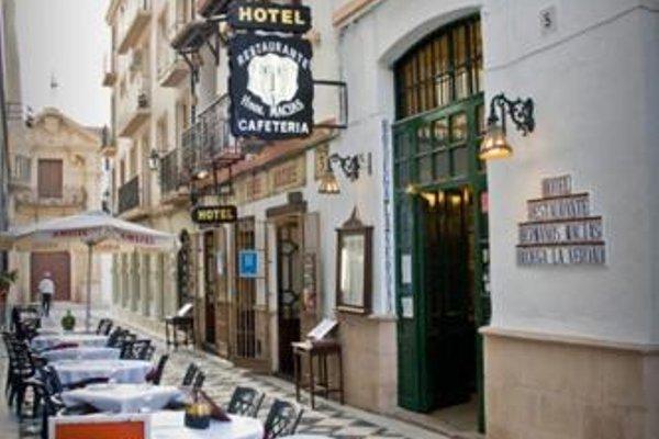 Hotel Hermanos Macias - фото 23