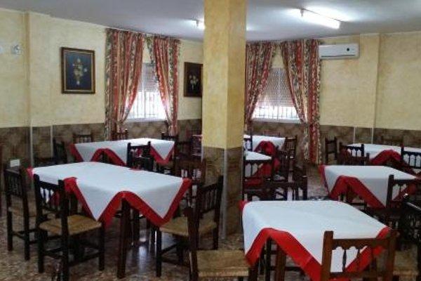 Hostal Rural Venta La Vega - фото 11