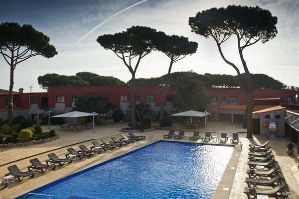 Salles Hotel Aeroport de Girona - фото 23