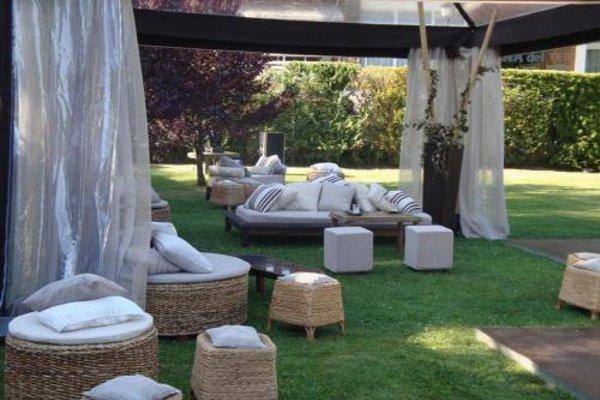Hotel Solana del Ter - фото 9