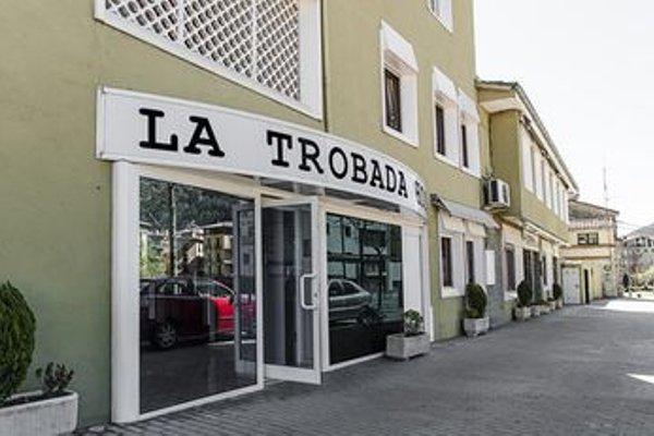 La Trobada Hotel Ripoll - фото 19
