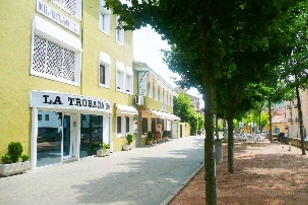 La Trobada Hotel Ripoll - фото 23