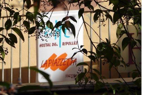 Hostal Del Ripolles - фото 15