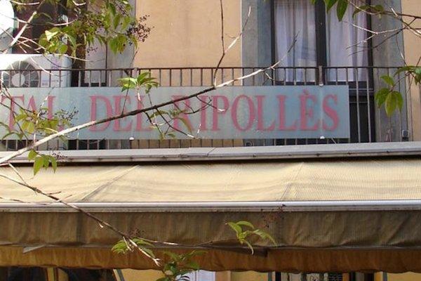 Hostal Del Ripolles - фото 18