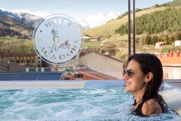 Hotel Els Cacadors de Ribes - фото 21