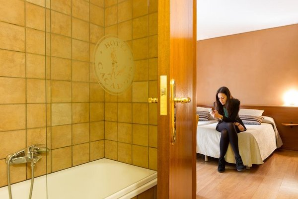 Hotel Els Cacadors de Ribes - фото 9