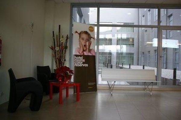 ATH Hotelandgo Arasur - фото 8