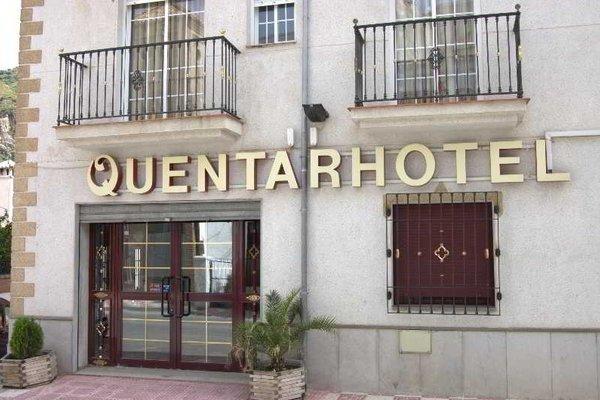 Quentar Hotel - фото 23