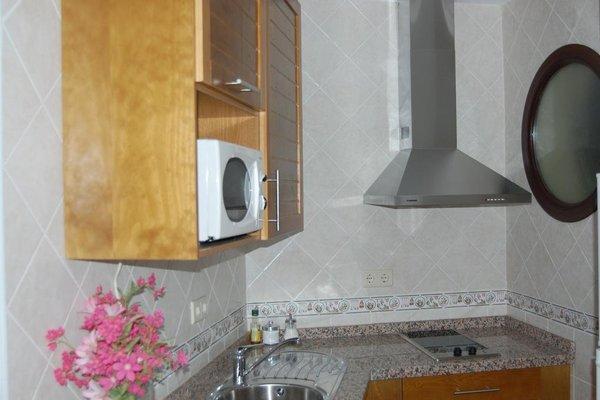 Apartamentos El Horno - фото 13