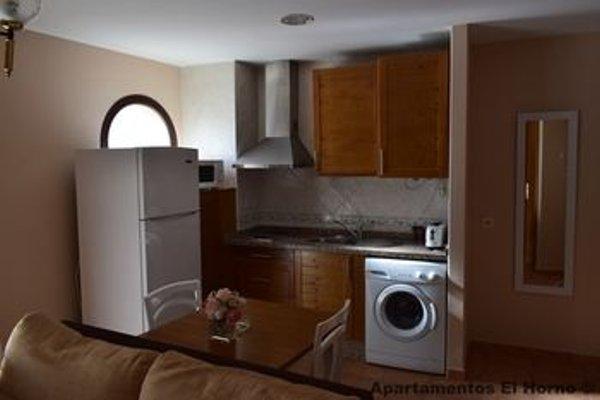 Apartamentos El Horno - фото 14