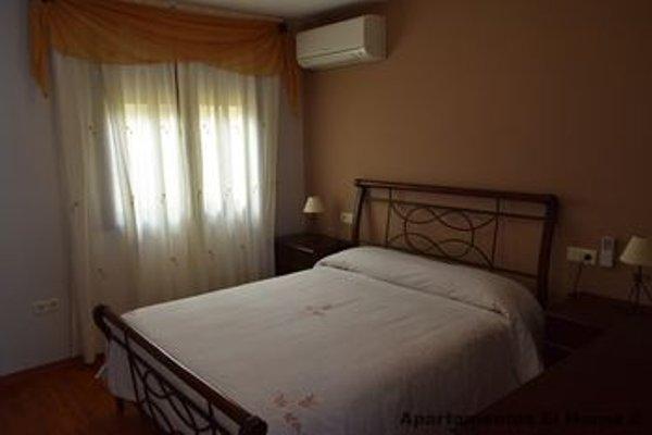 Apartamentos El Horno - фото 5