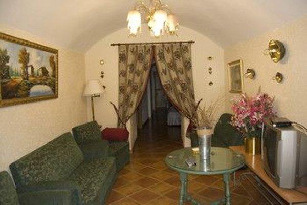 Apartamentos El Horno - фото 9