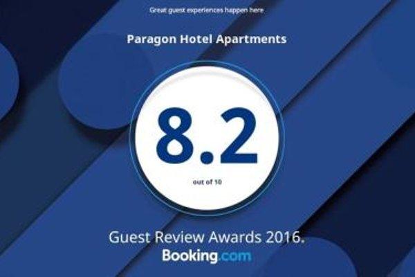 Paragon Hotel Apartments - фото 14