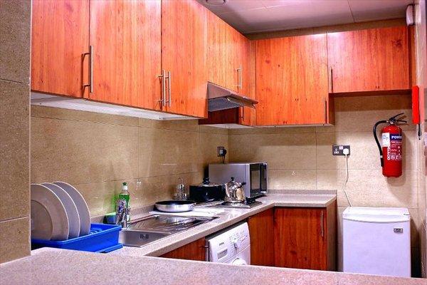 Paragon Hotel Apartments - фото 9
