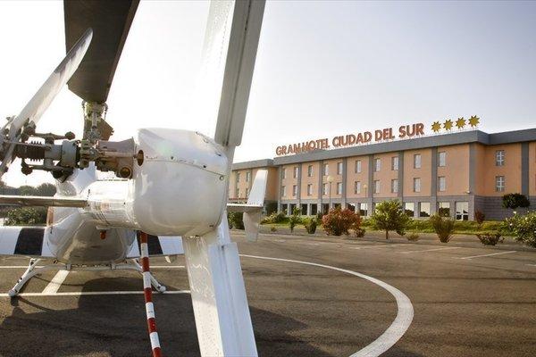 Gran Hotel Ciudad Del Sur - фото 20