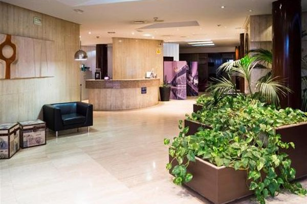 Tryp Puertollano Hotel - фото 12