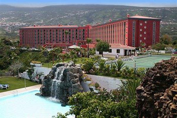 Hotel Las Aguilas - фото 50