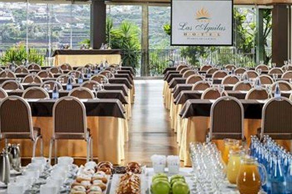 Hotel Las Aguilas - фото 10