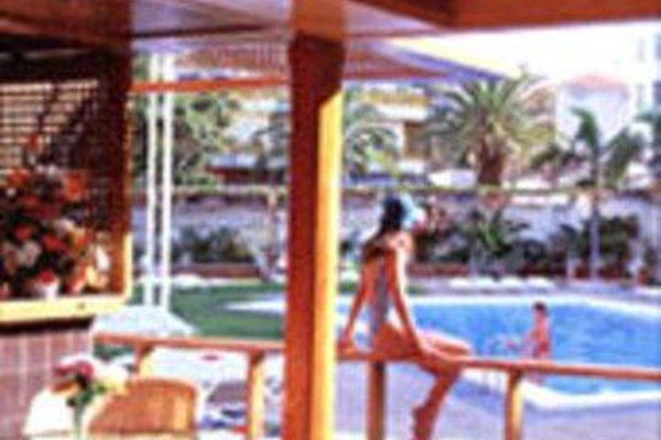 Hotel Las Aguilas - фото 14