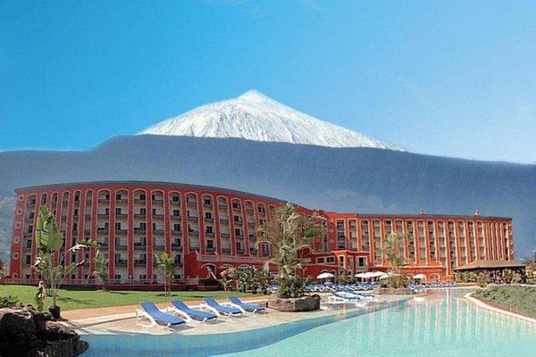 Hotel Las Aguilas - фото 20