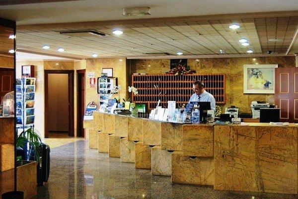 Hotel Vallemar - фото 11
