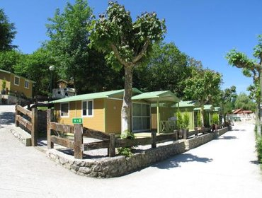 Guesthouse Camping Rio Puron