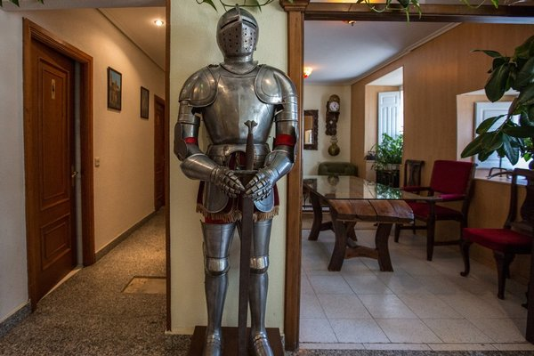 Hotel Los Perales - фото 18