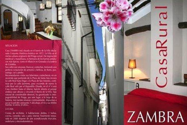 Casa Rural Zambra - 17