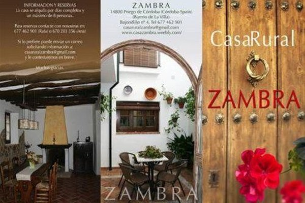 Casa Rural Zambra - 23