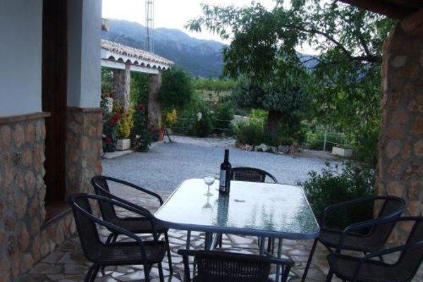Casa Rural Cortijo El Helao - фото 17