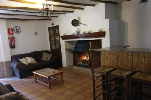 Casa Rural Cortijo El Helao - фото 18
