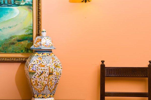 Aparthotel Villa Cabicastro - фото 14