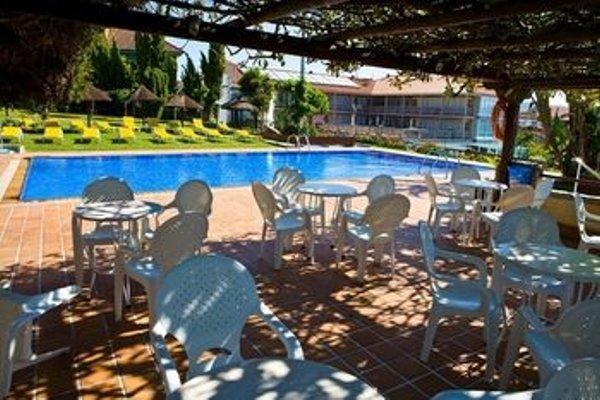 Aparthotel Villa Cabicastro - фото 21