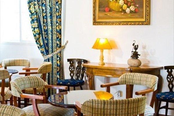 Aparthotel Villa Cabicastro - фото 4