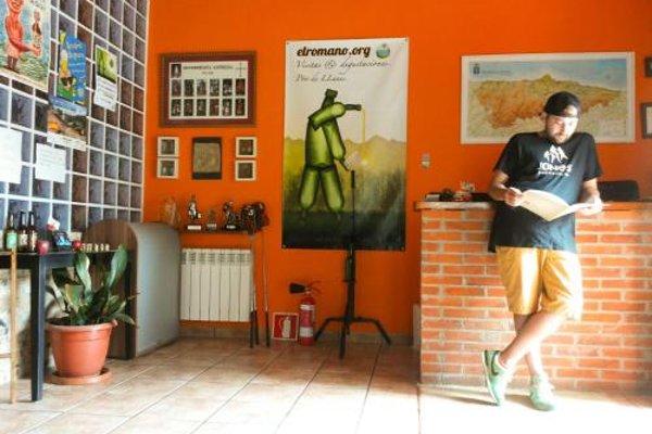 Hotel Rural Cuartamenteru - фото 11