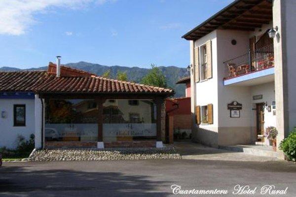 Hotel Rural Cuartamenteru - фото 22