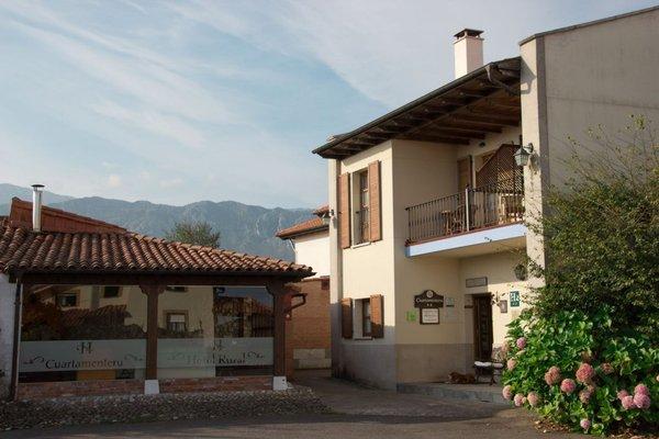 Hotel Rural Cuartamenteru - фото 23