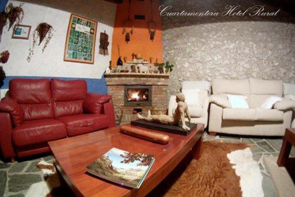 Hotel Rural Cuartamenteru - фото 6