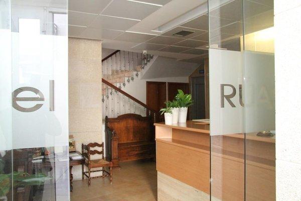 Hotel Restaurante Ruas - фото 12