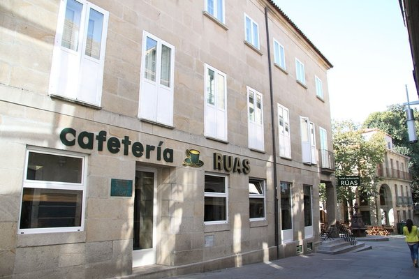 Hotel Restaurante Ruas - фото 21