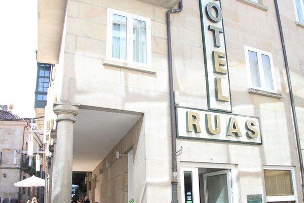 Hotel Restaurante Ruas - фото 22