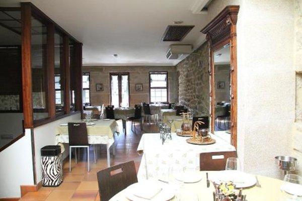 Hotel Restaurante Ruas - фото 9