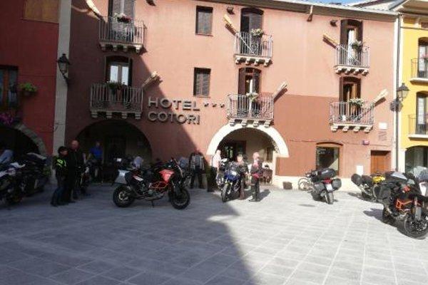 Hotel Cotori - фото 18