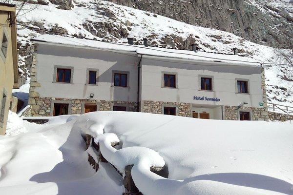 Hotel Rural Somiedo - фото 20