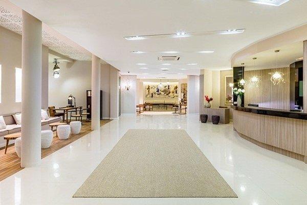 Boutique Hotel H10 White Suites - Только для взрослых - фото 12