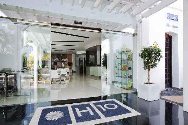 Boutique Hotel H10 White Suites - Только для взрослых - фото 13