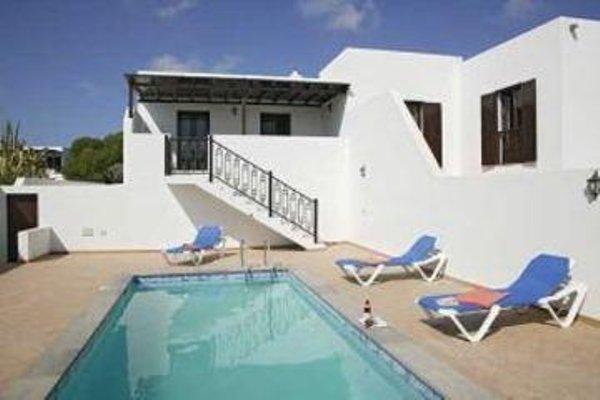 Holiday Villa Claveles - фото 50